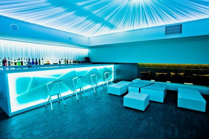 Nightclub Ceilings