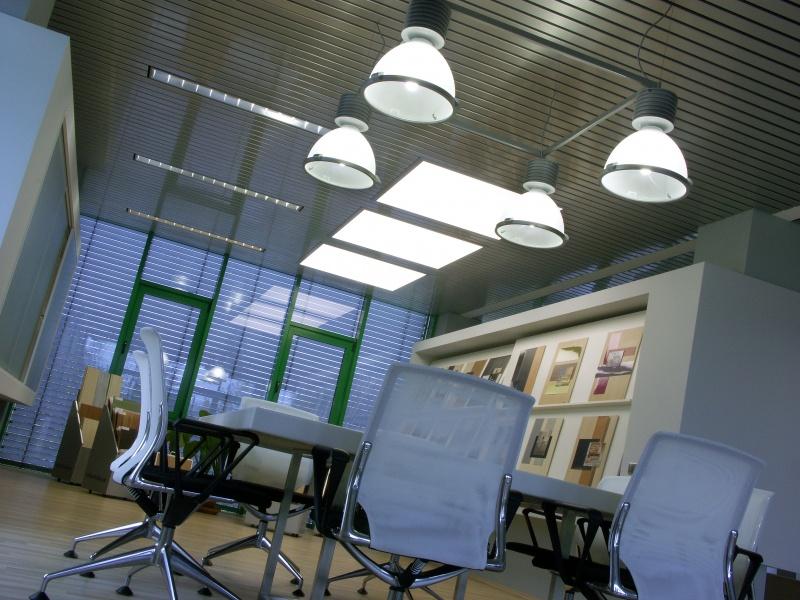 office space ceilings
