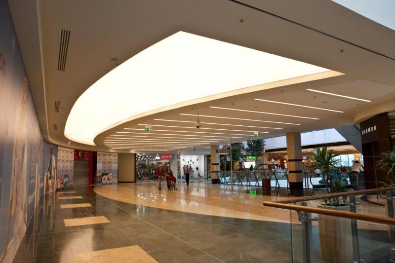 Translucent Ceilings